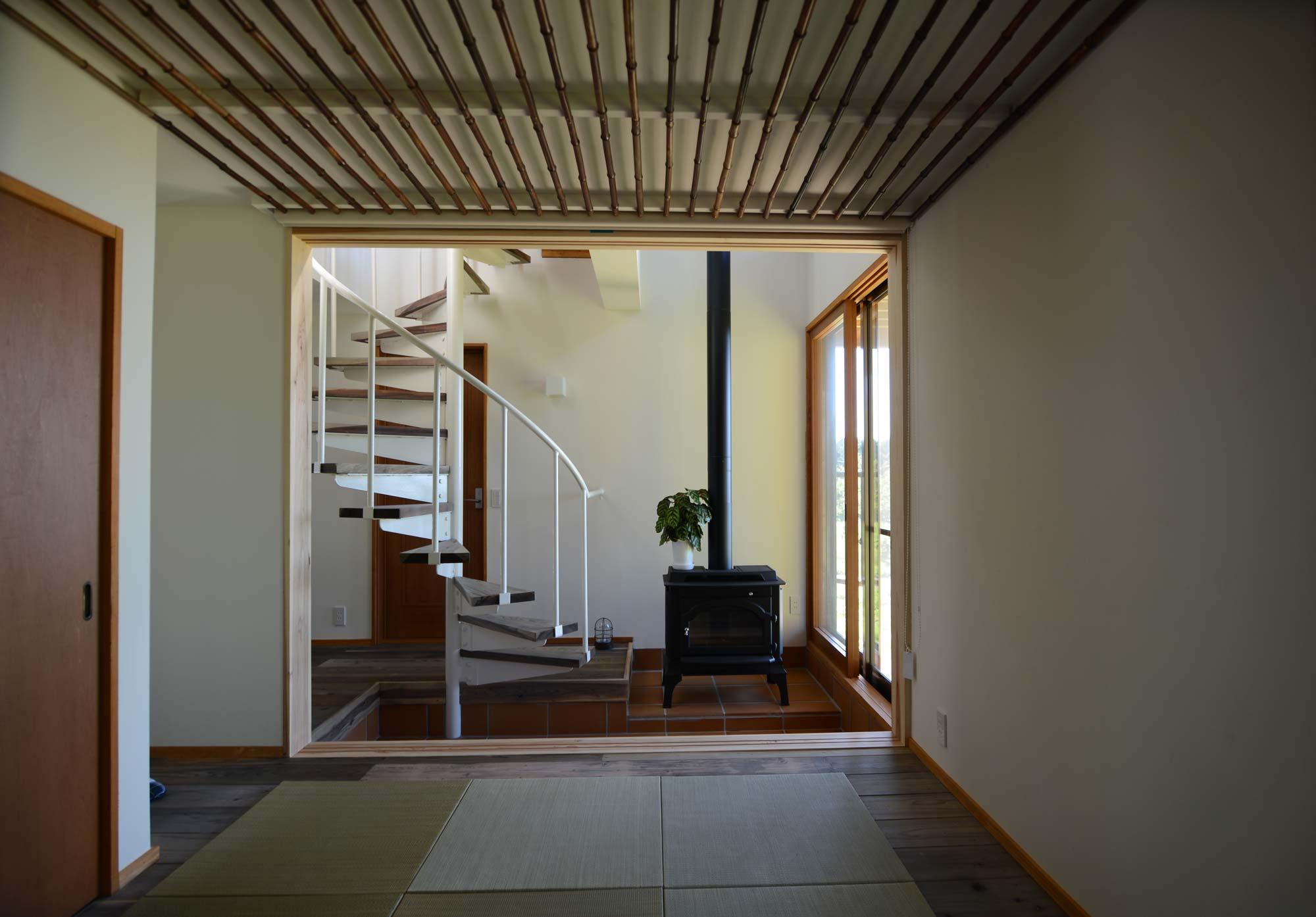 写真:家カフェBIO・遊佐の家4