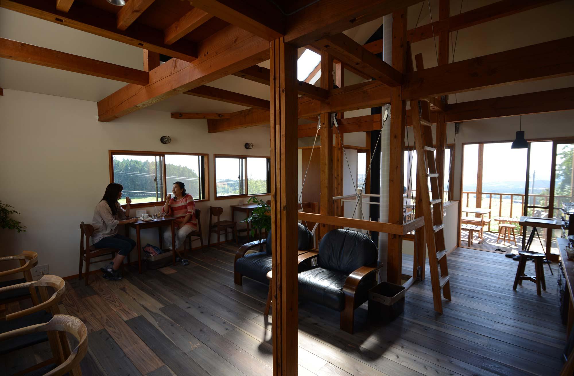 写真:家カフェBIO・遊佐の家5