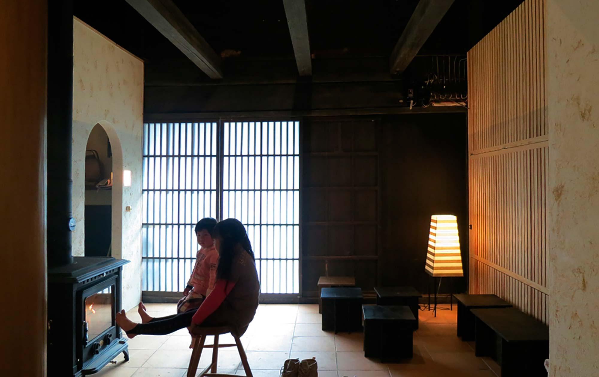 写真:古民家再生・黒谷プロジェクト1