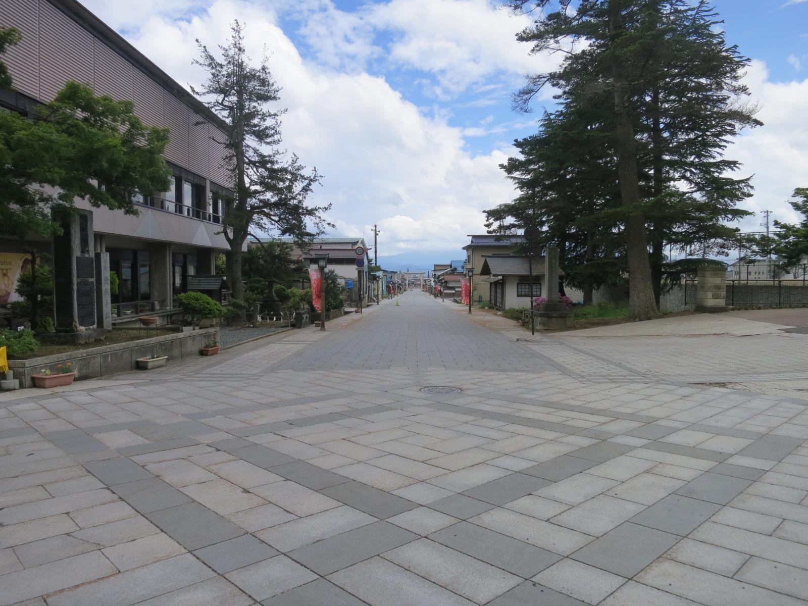 写真:参道プロジェクト1
