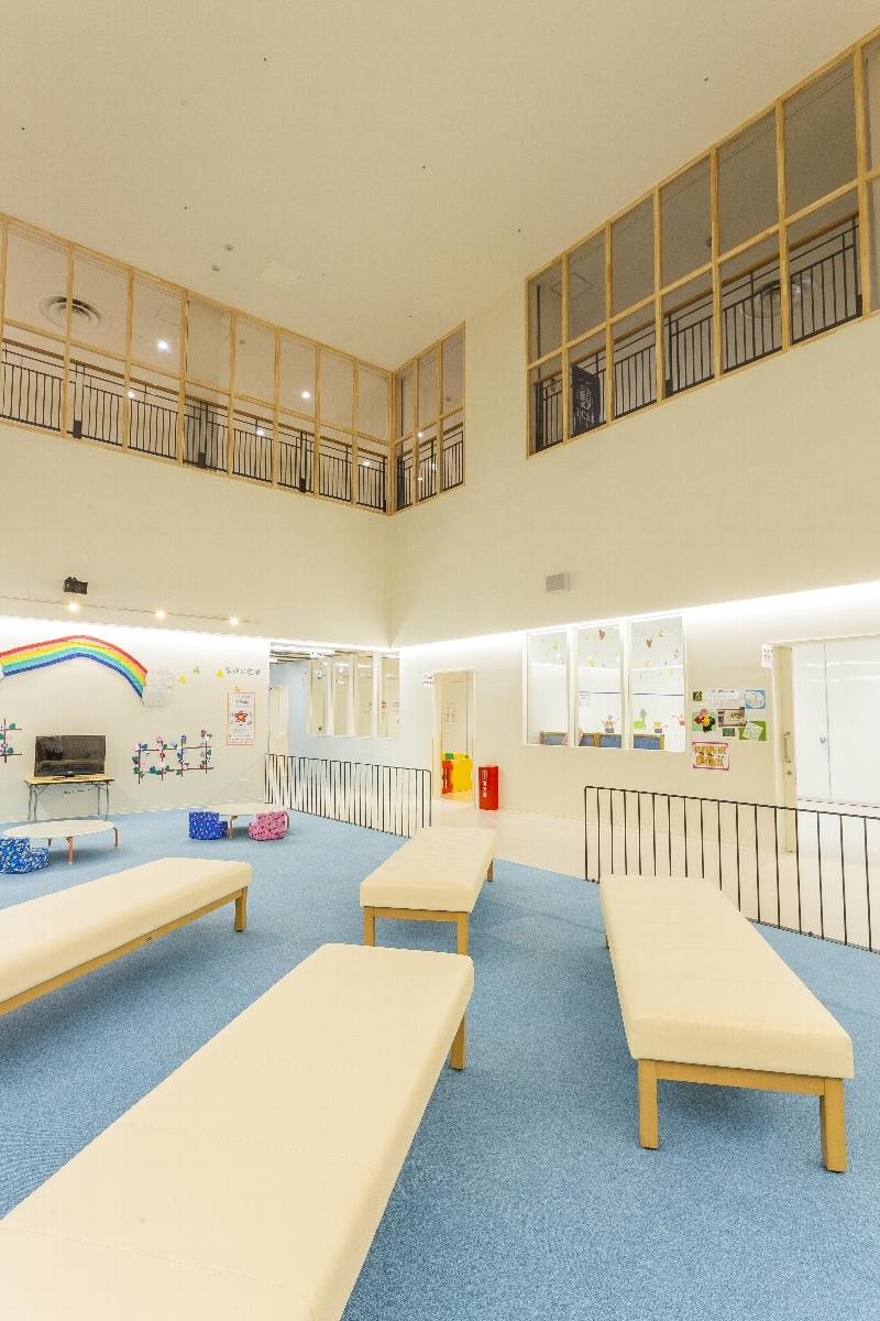 写真:上山市総合子どもセンター めんごりあ54