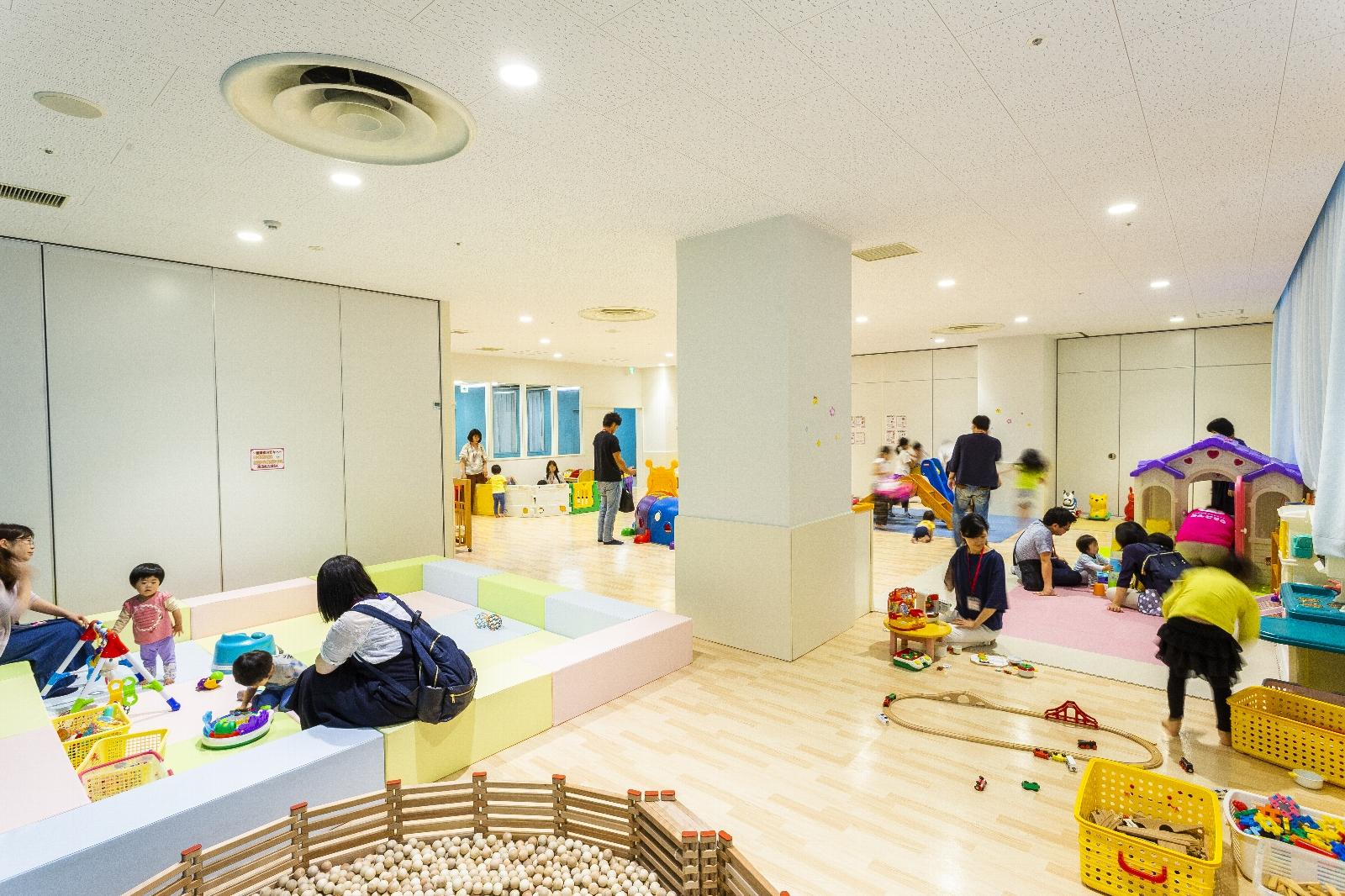 写真:上山市総合子どもセンター めんごりあ30