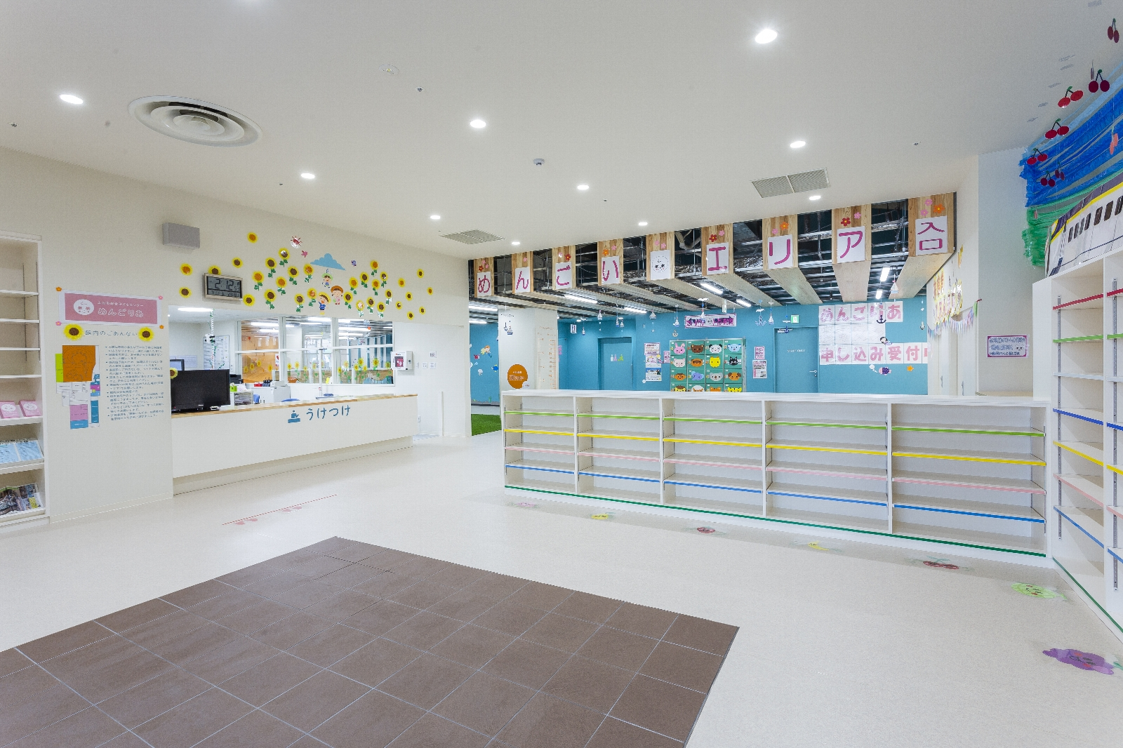 写真:上山市総合子どもセンター めんごりあ60