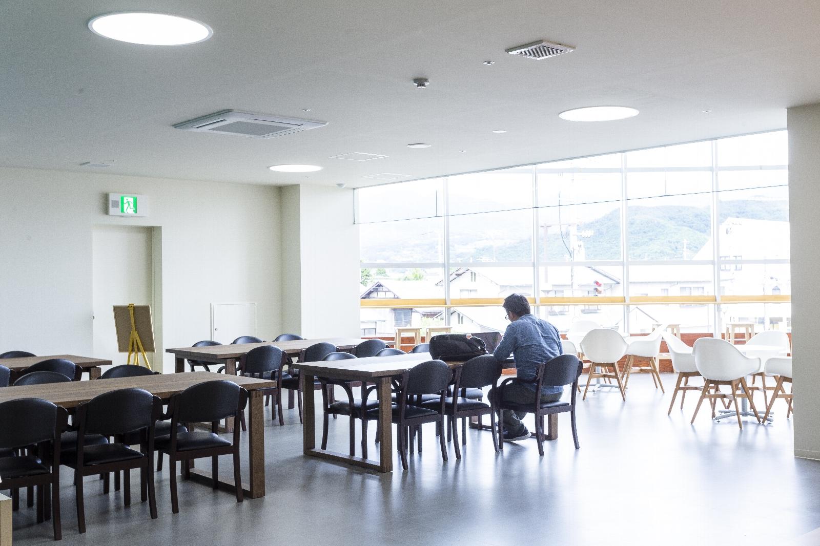写真:上山市総合子どもセンター めんごりあ40