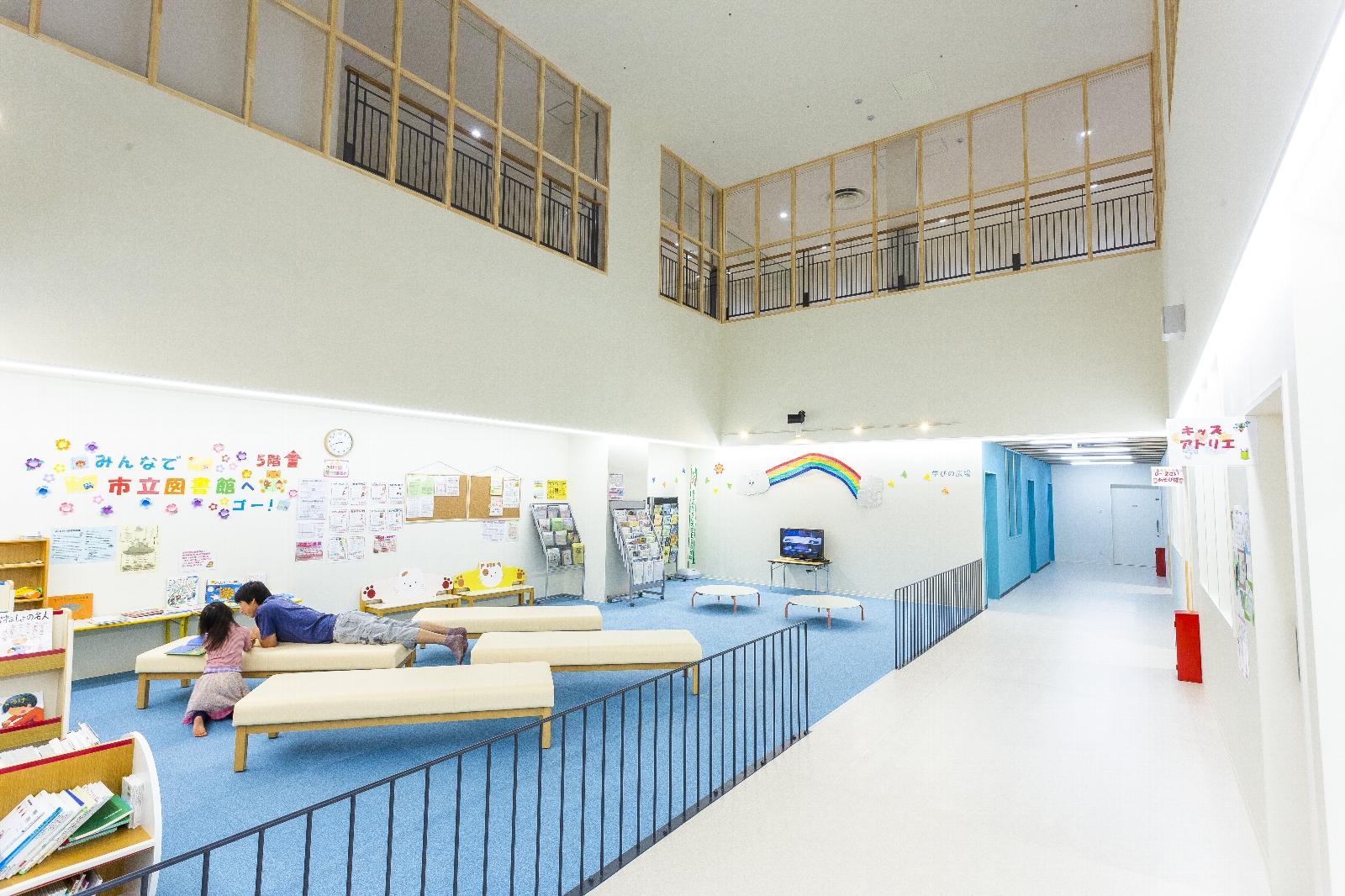 写真:上山市総合子どもセンター めんごりあ28