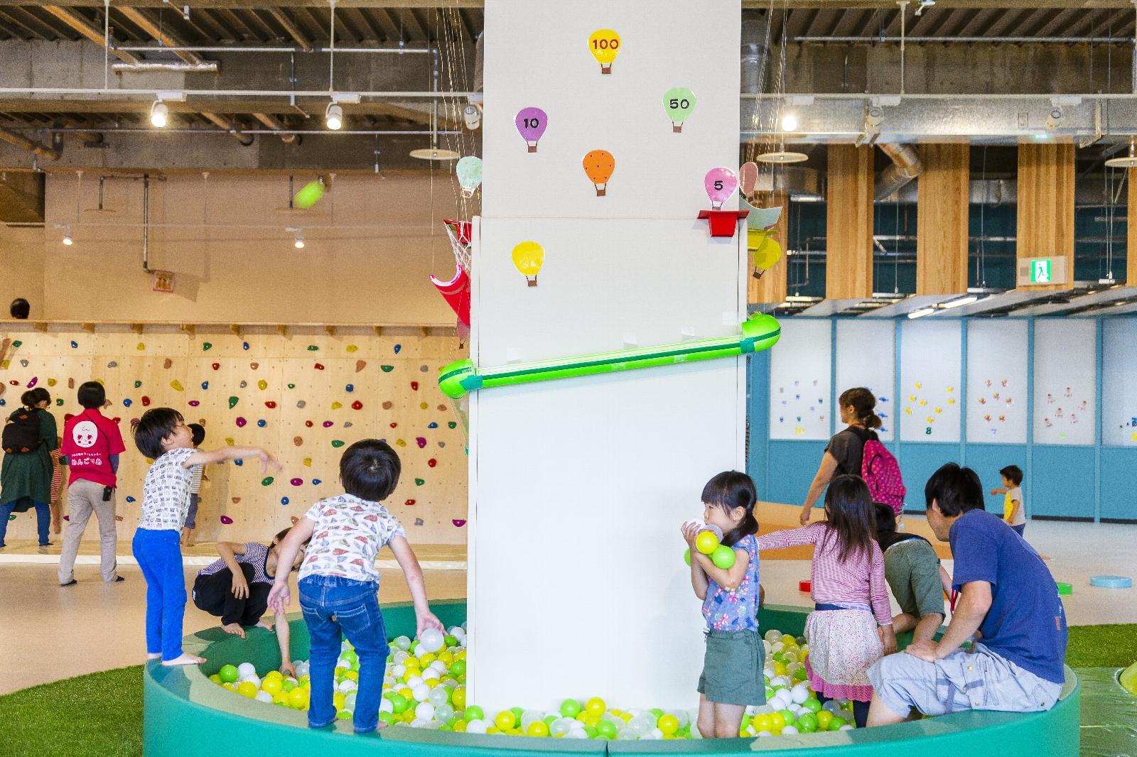 写真:上山市総合子どもセンター めんごりあ12