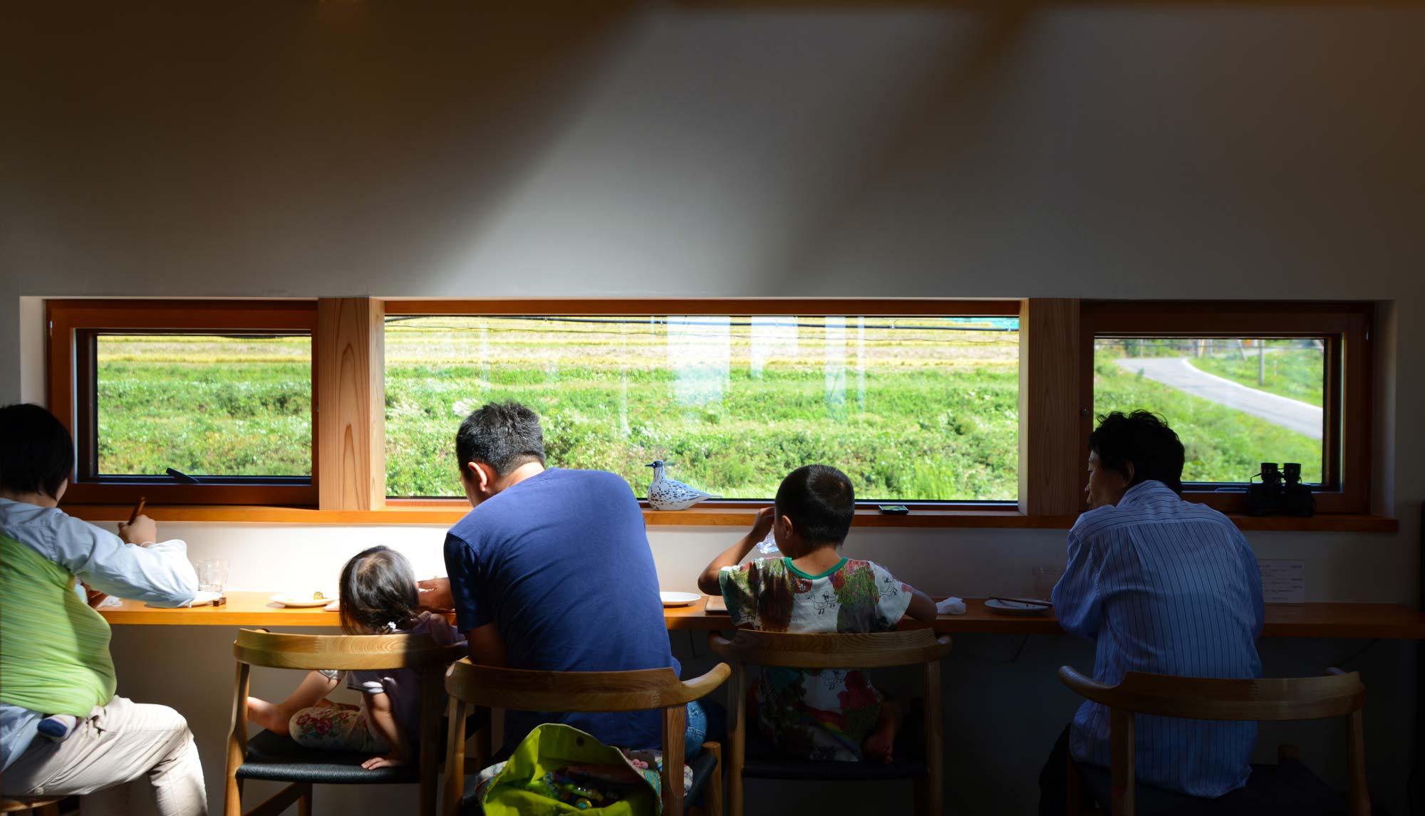 写真:家カフェBIO/遊佐の家1