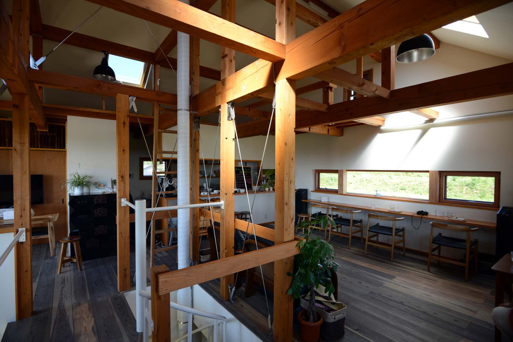 写真:家カフェBIO/遊佐の家2