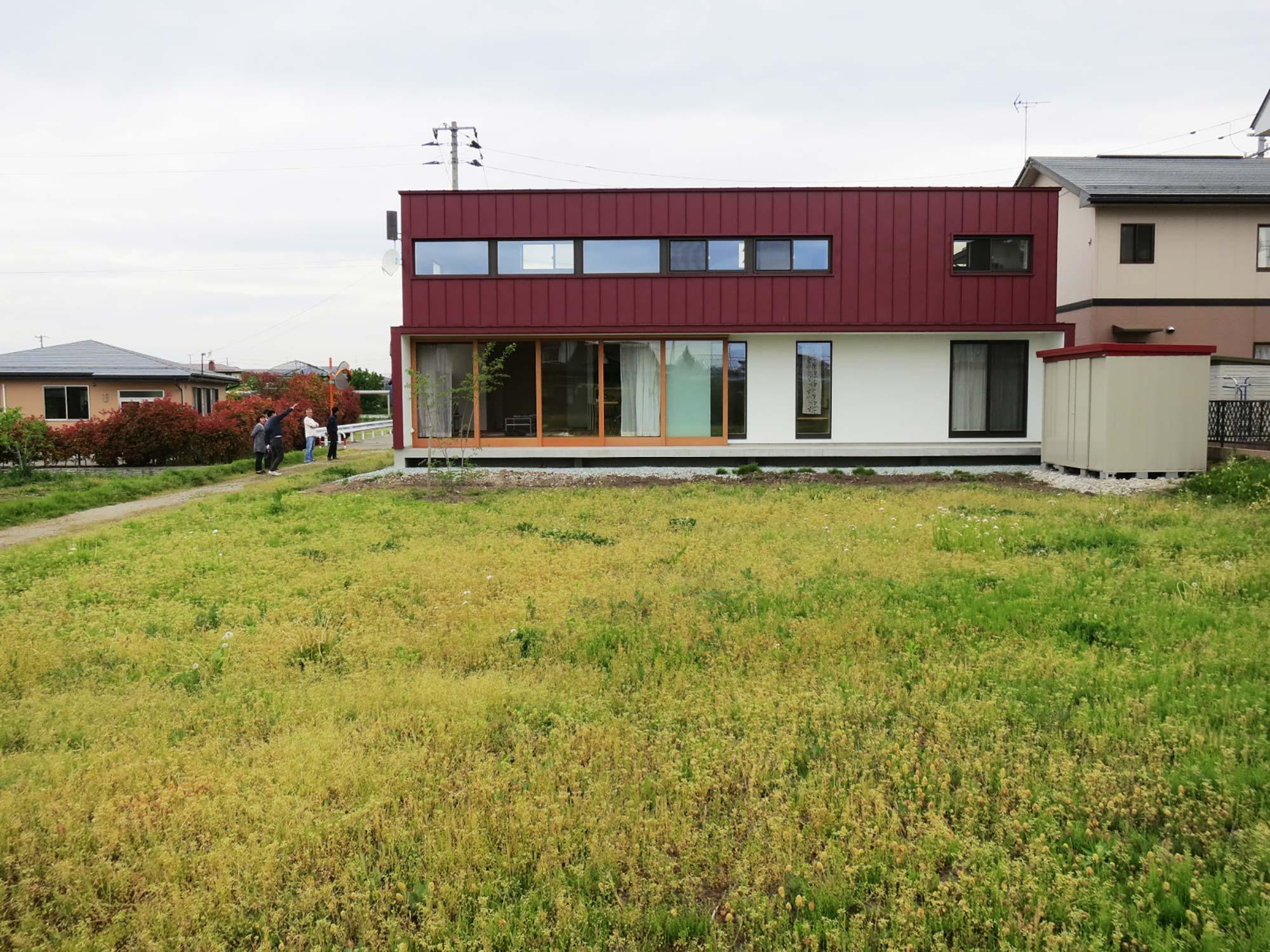 写真:羽入の家5