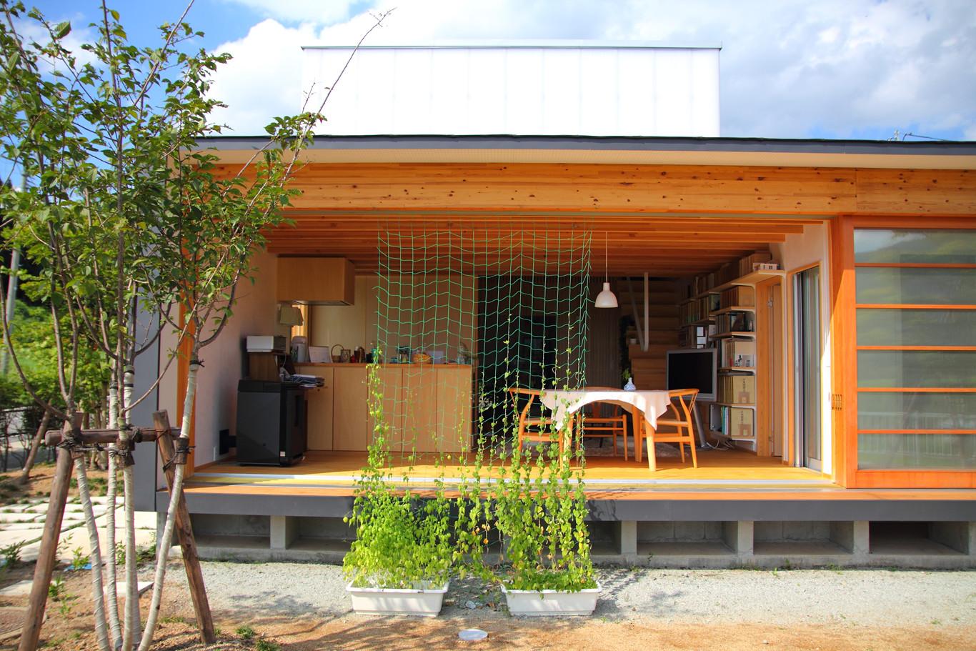 写真:白鷹の家4