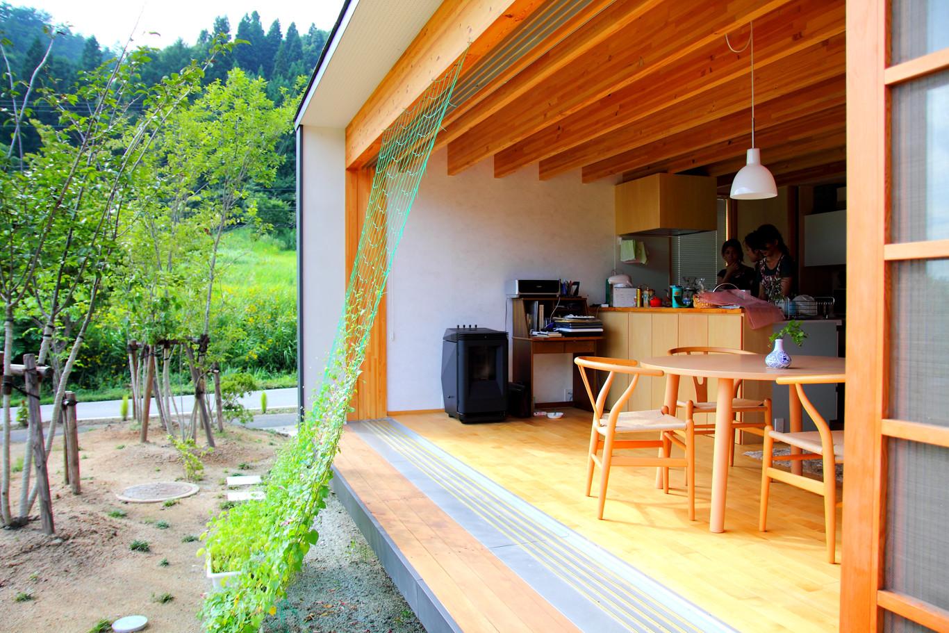 写真:白鷹の家5