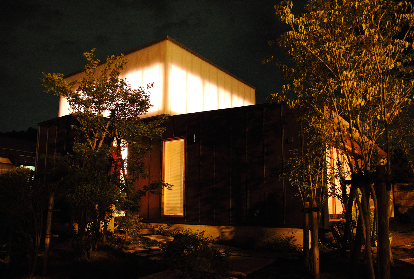 写真:白鷹の家7
