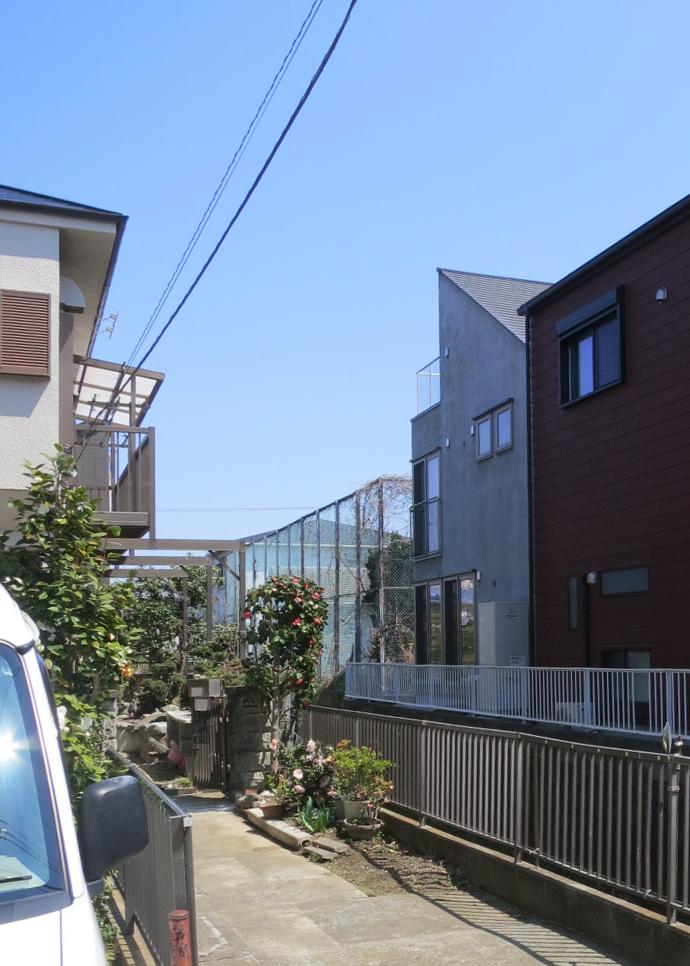 写真:通り土間の家36