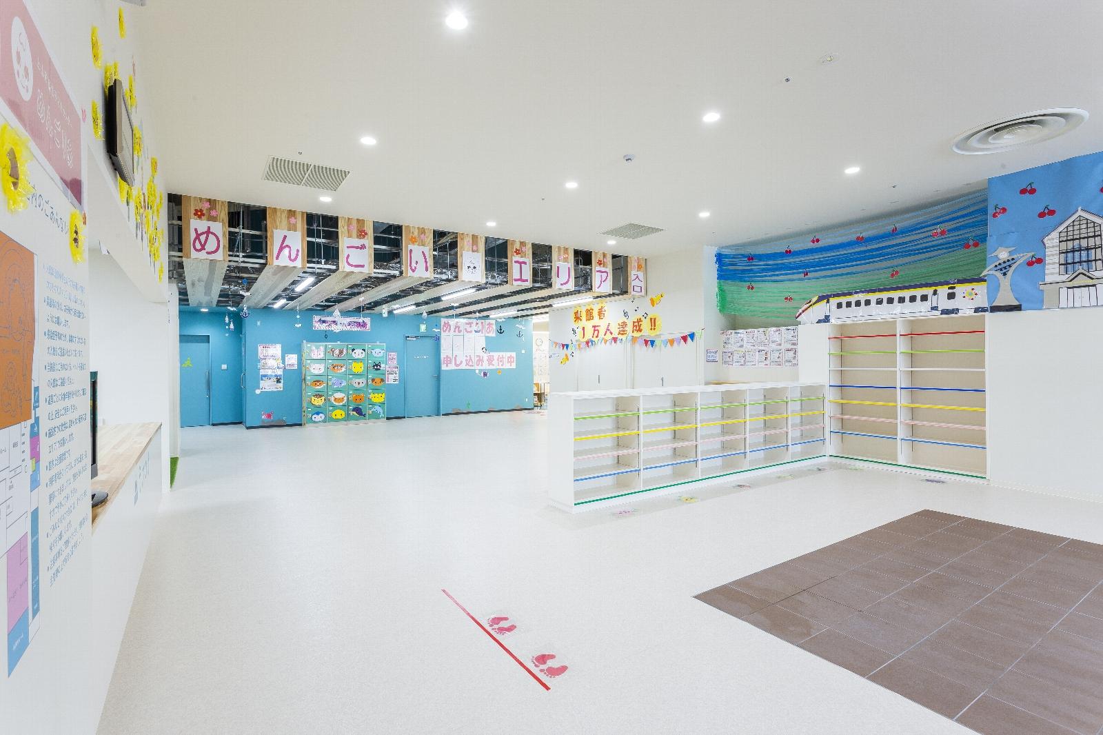 写真:上山市総合子どもセンター めんごりあ59