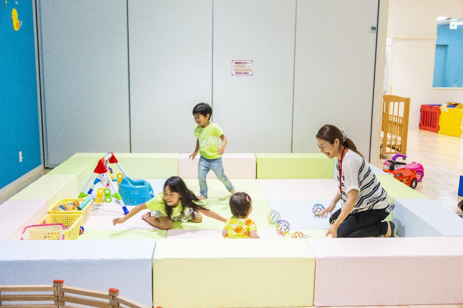 写真:上山市総合子どもセンター めんごりあ23