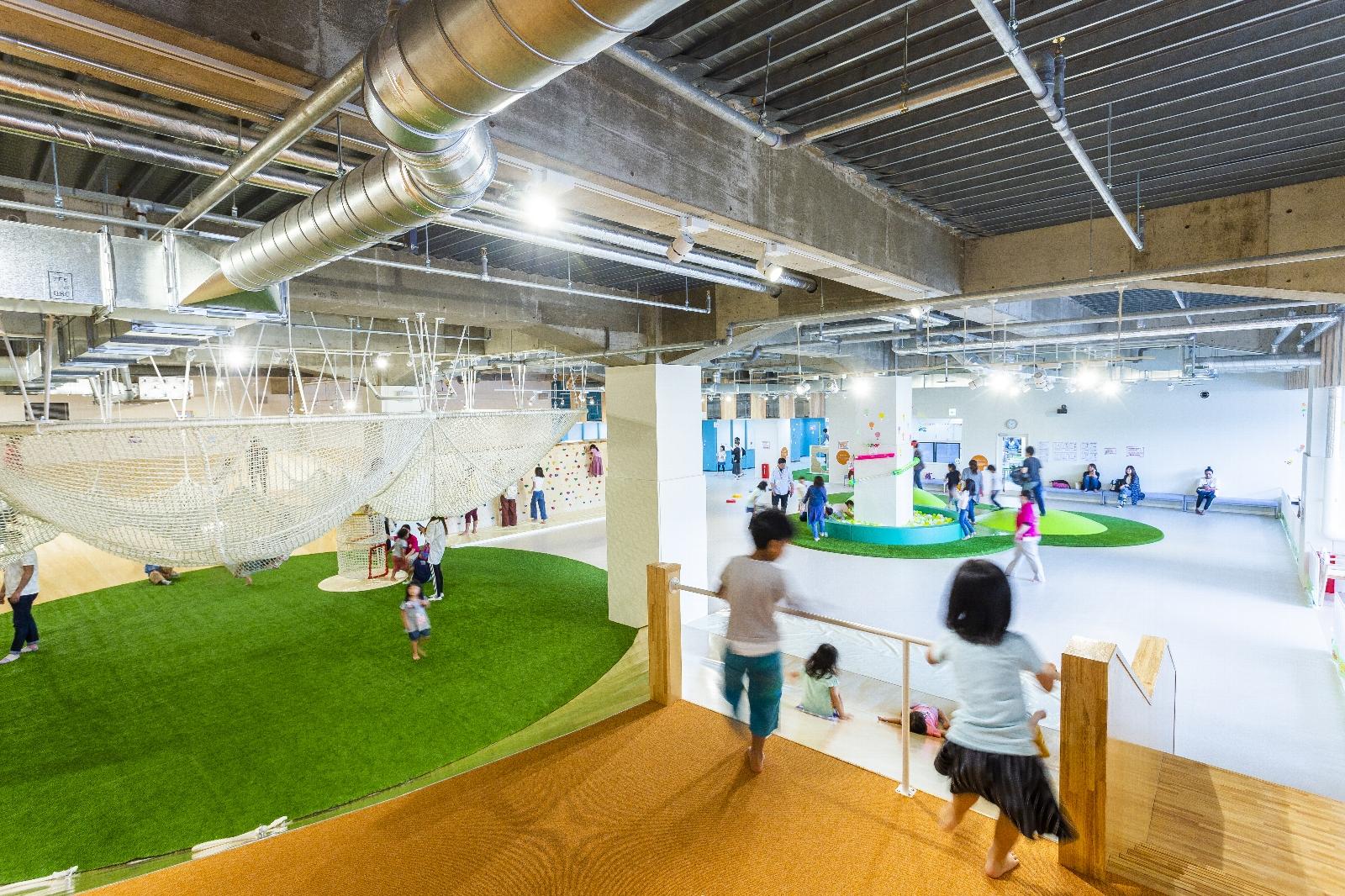 写真:上山市総合子どもセンター めんごりあ6
