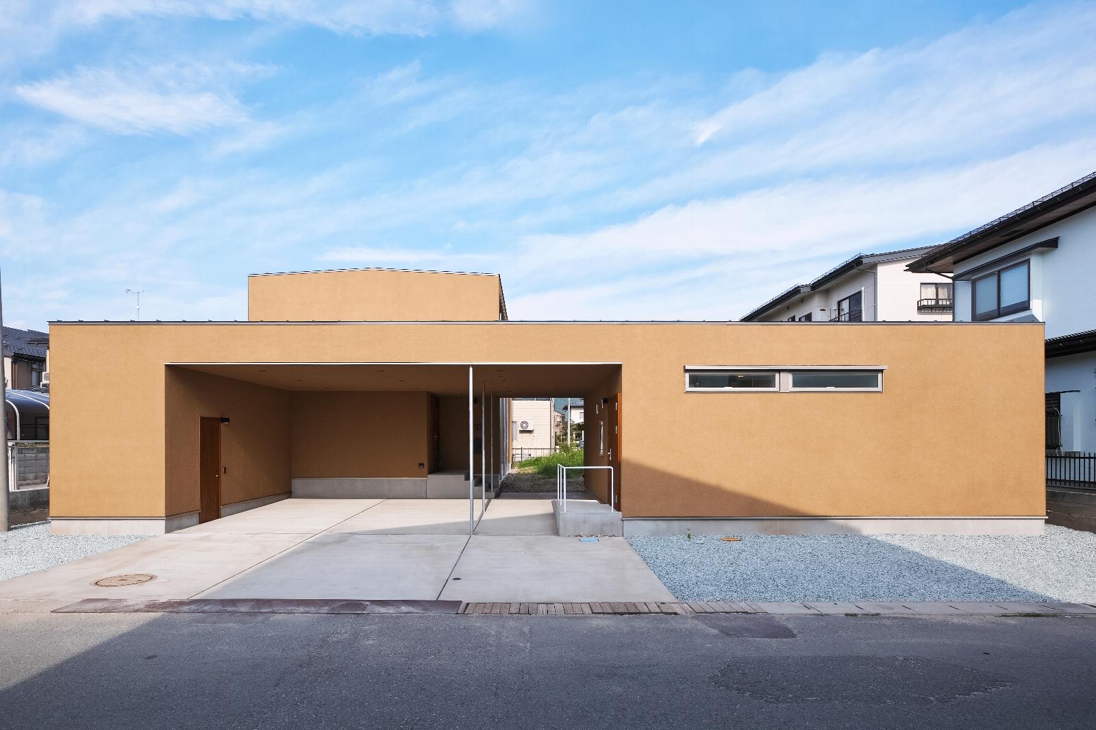 写真:糠塚の家1