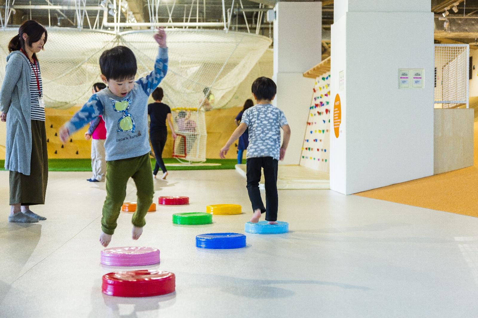 写真:上山市総合子どもセンター めんごりあ14