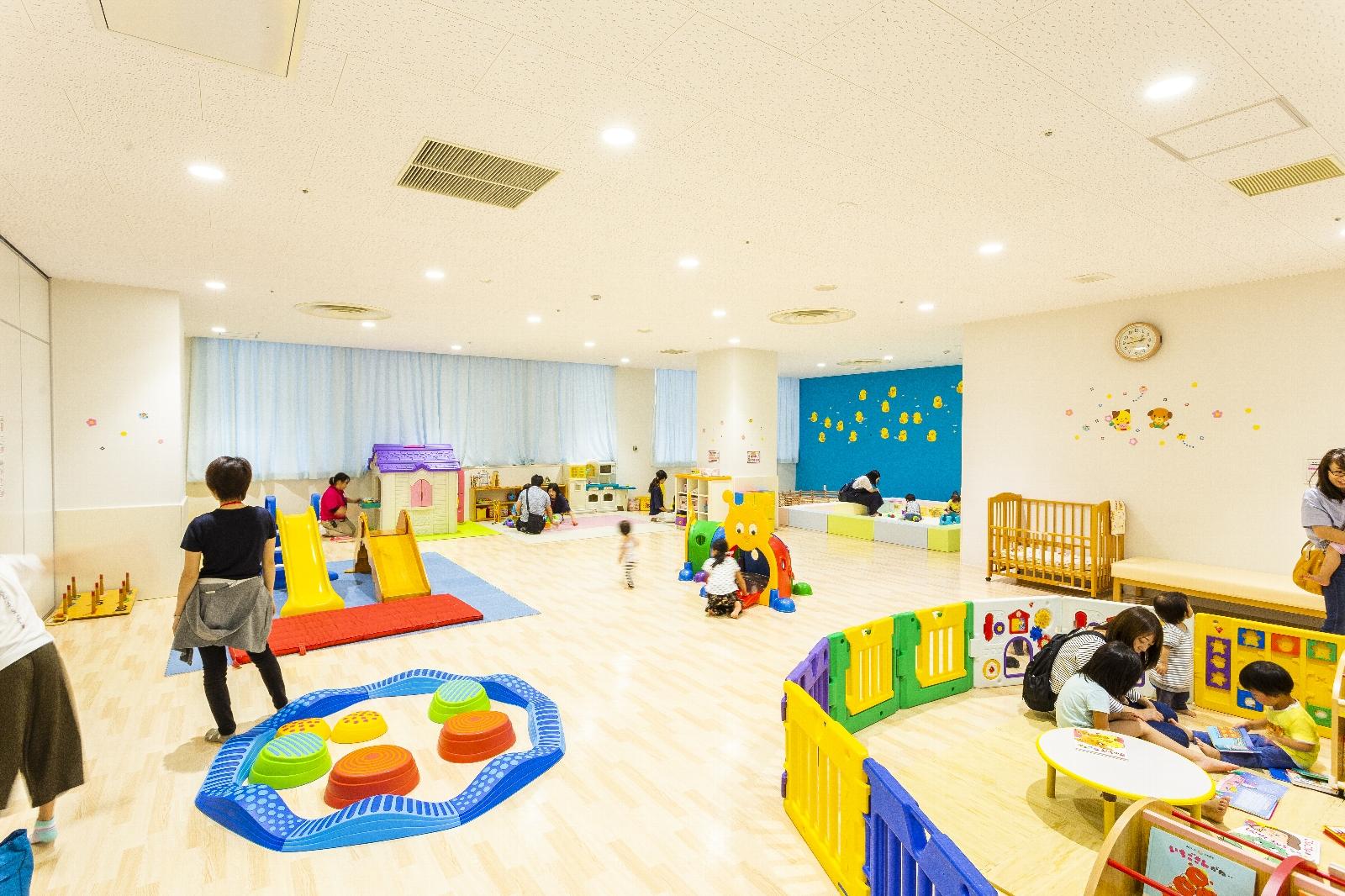 写真:上山市総合子どもセンター めんごりあ29