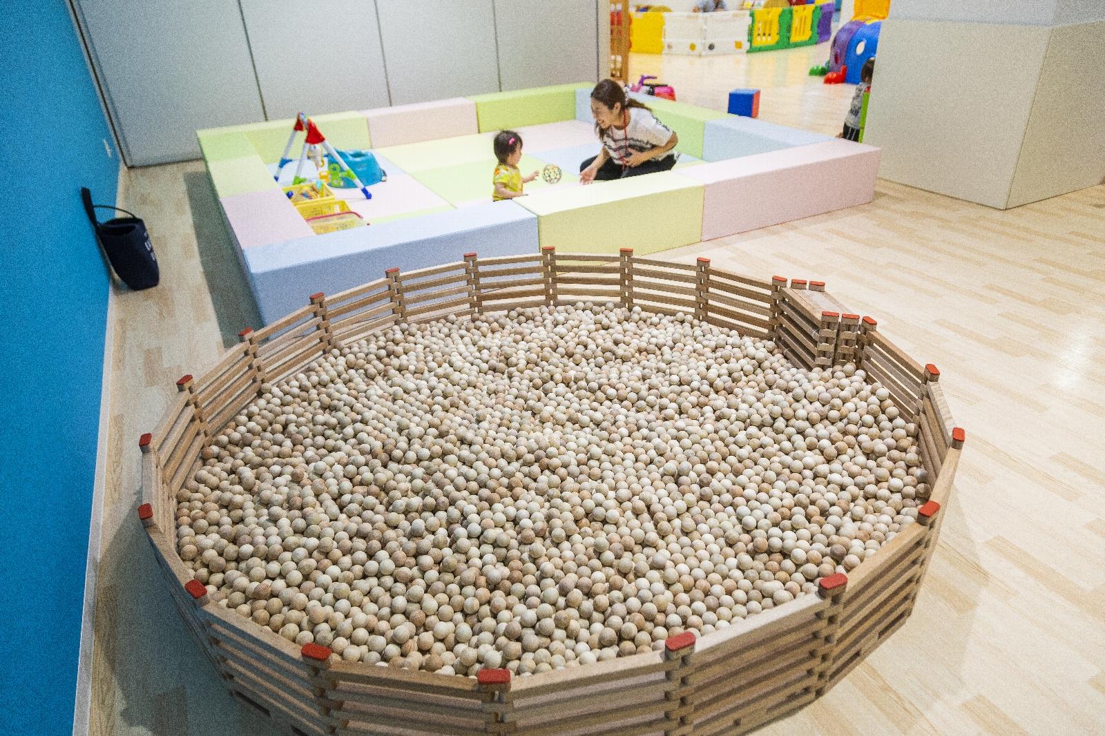 写真:上山市総合子どもセンター めんごりあ21