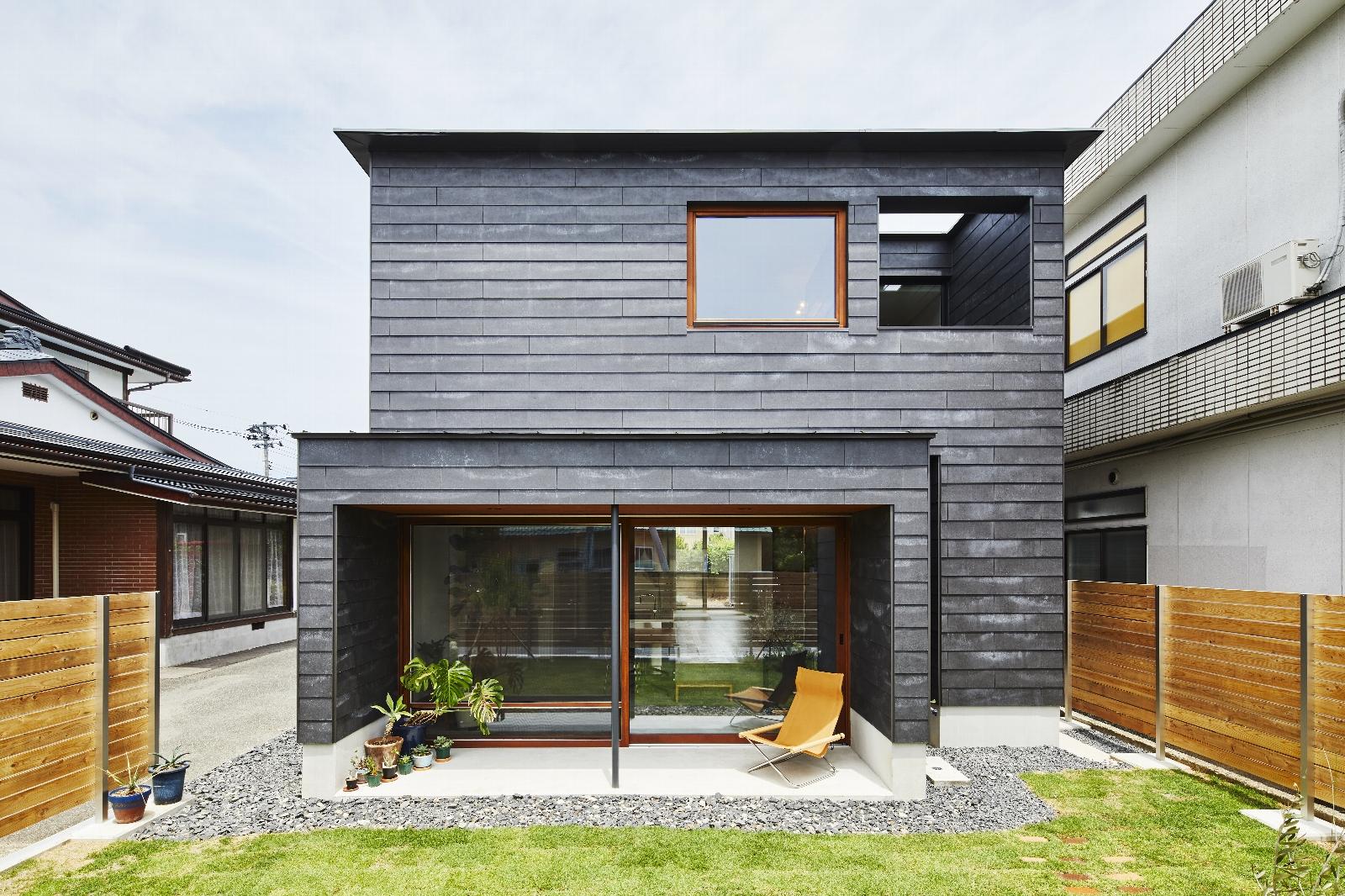 写真:なか土間の家1