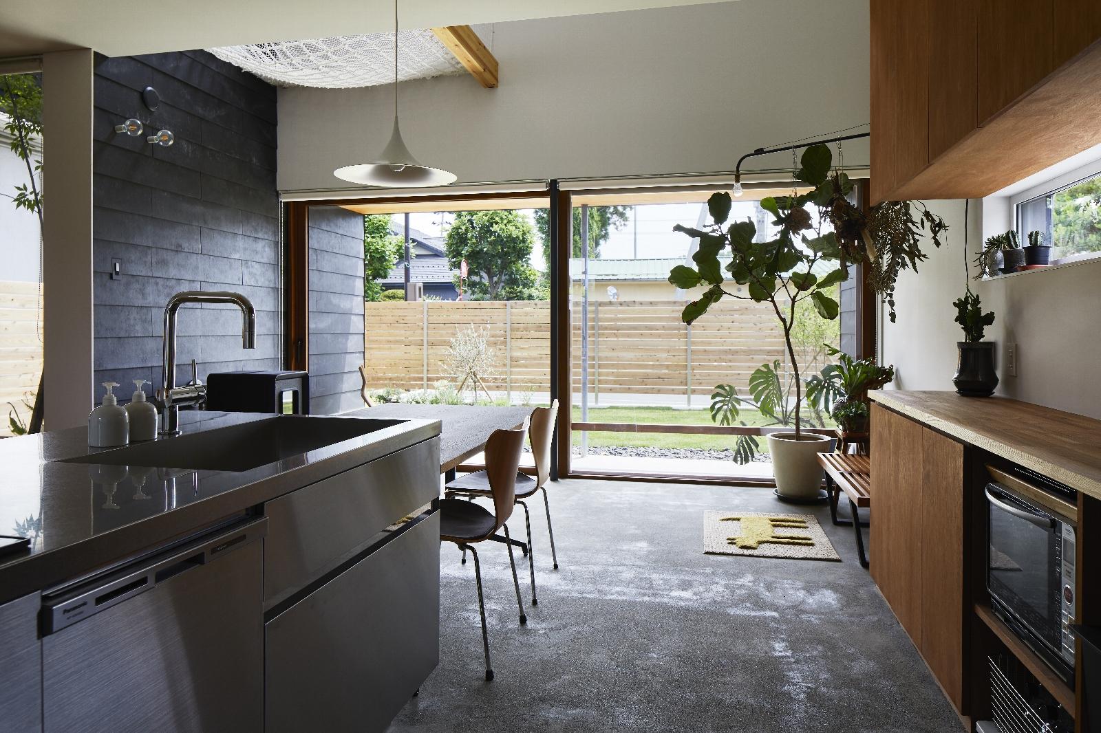 写真:なか土間の家2