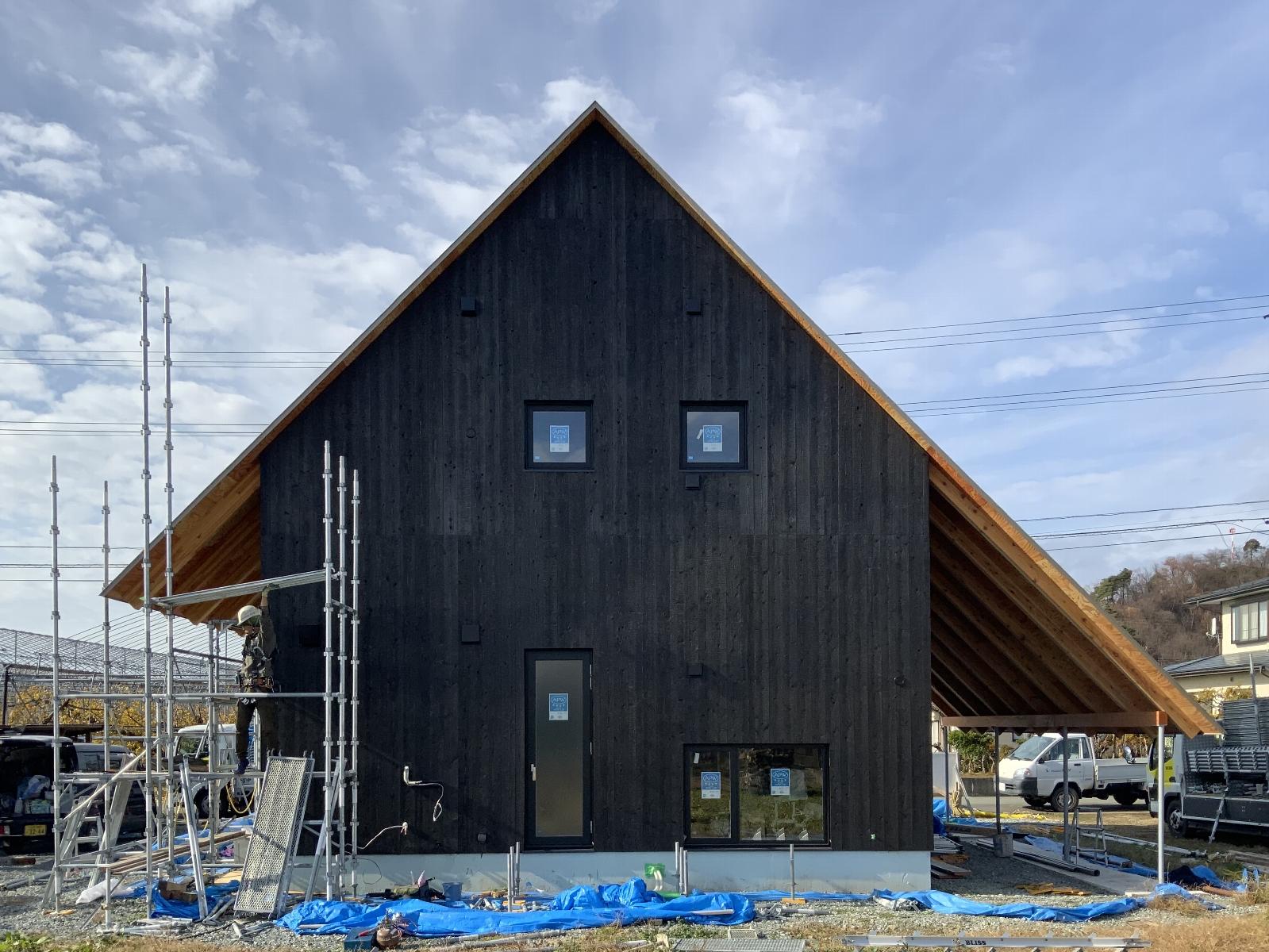 写真:おさなぎの家(高断熱パッシブ住宅)4