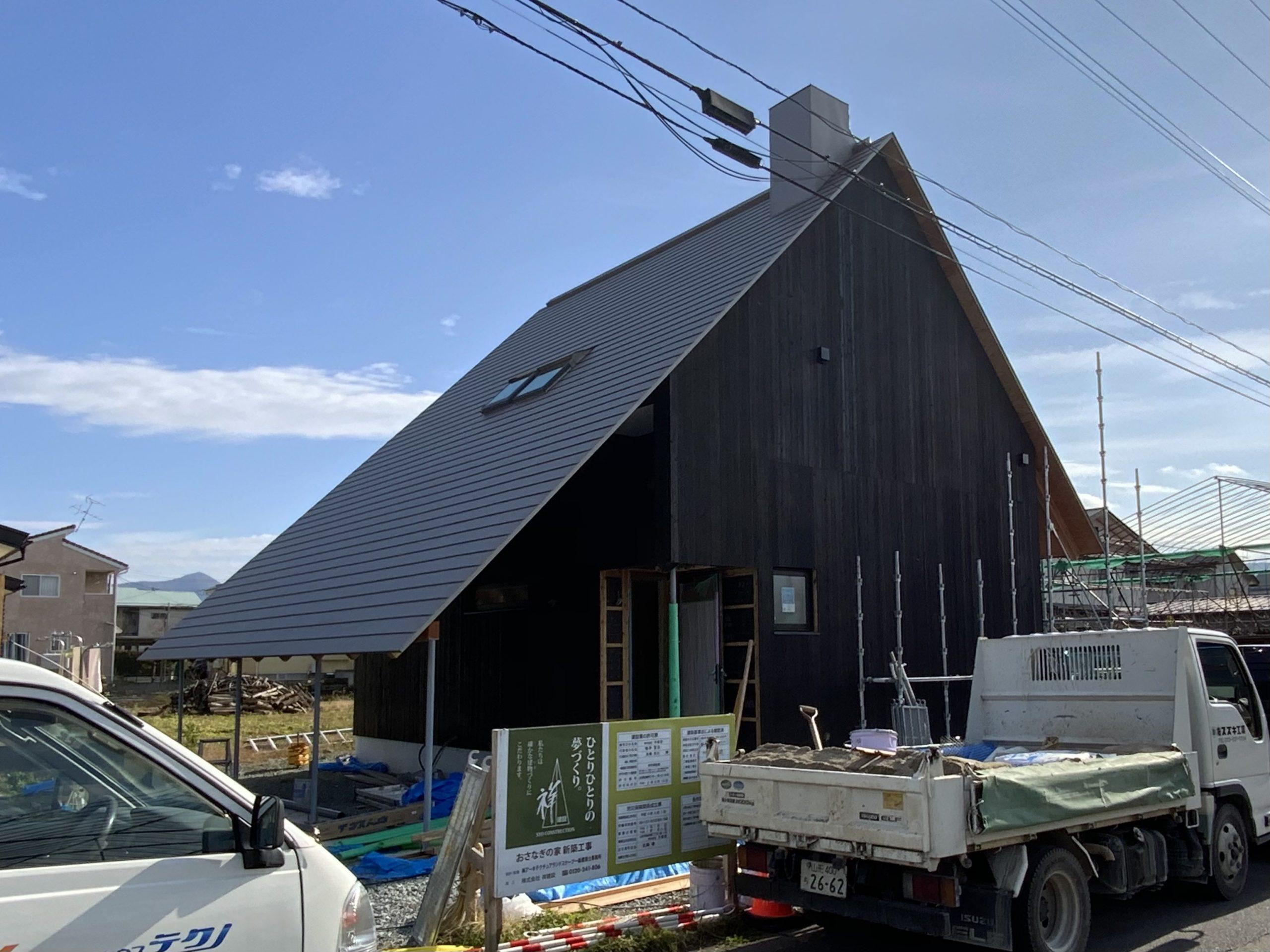 写真:おさなぎの家(高断熱パッシブ住宅)2